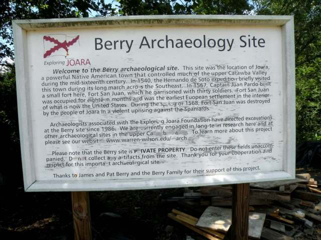 berry-archaeological-site-nc
