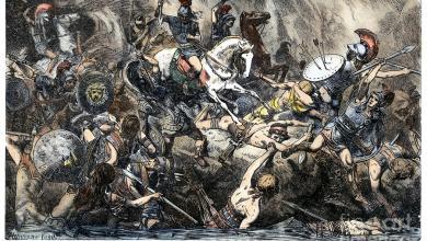 Photo of ¿Tiradores de élite, unidades de desembarco anfibio y apoyo logístico en el siglo V a.C.?