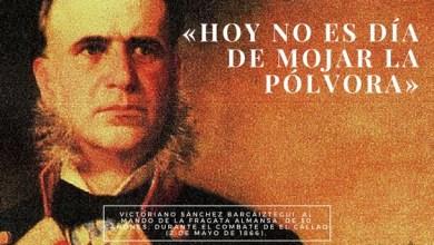 Photo of «Hoy no es día de mojar la pólvora», la frase que valió un ascenso