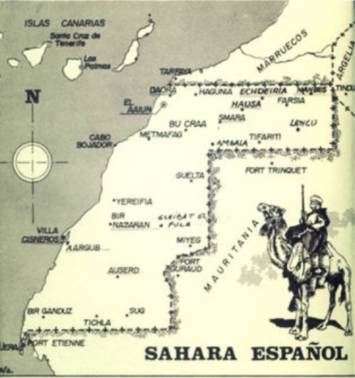 Sahara español