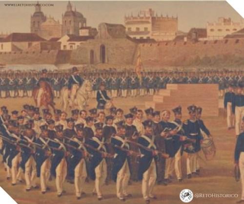 Pablo Morillo y Morillo, , primer conde de Cartagena, primer marqués de La Puerta