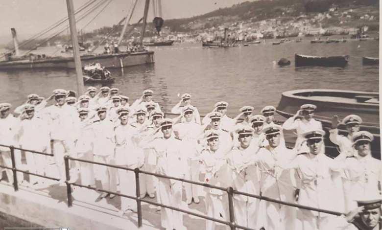 Escuela Naval Armada Marín historia cádiz