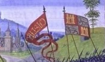 El guión de Castilla en el Manuscrito de las Crónicas de Jean Froissart, siglo XV
