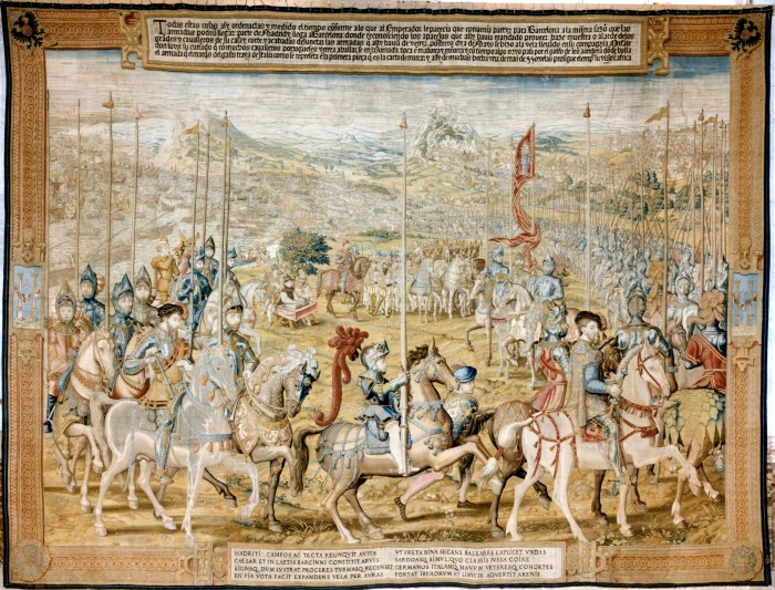 Carlos I V jornada barbarroja