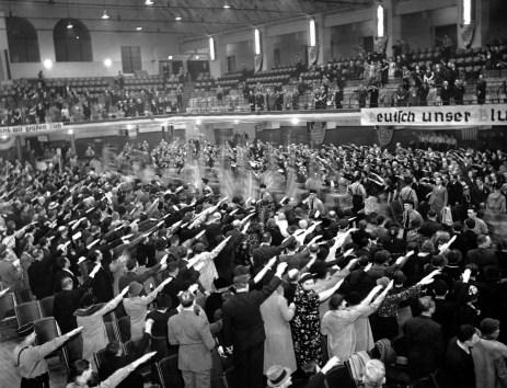 Dia de la Raza Alemana (1939?) (Foto: Archivo Getty)