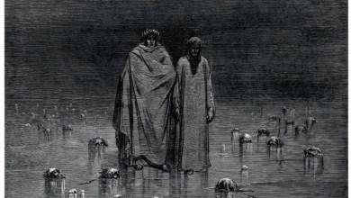 dante muerte fantasma