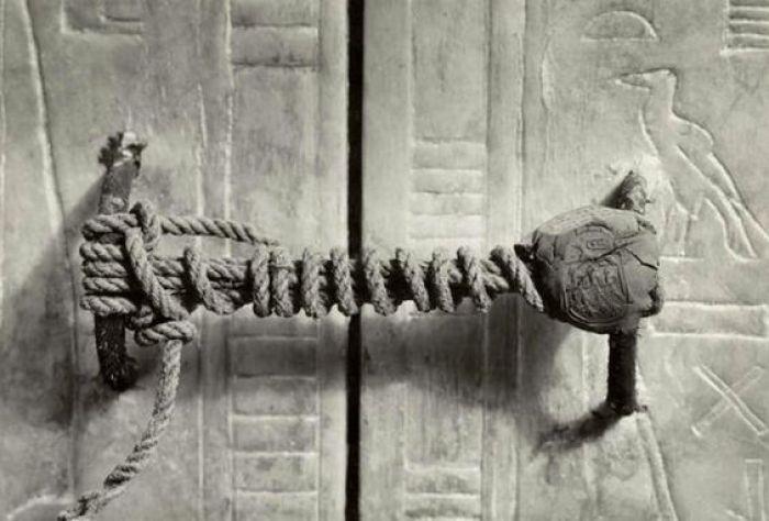 maldición Tutankhamon