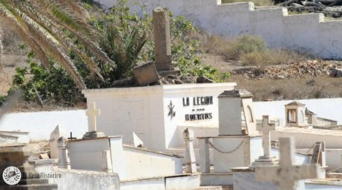 Cementerio de Villa Sanjurjo (Foto: Retohistorico)