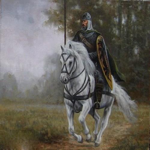 El Cid por Ferre Clauzel (http://www.joseferreclauzel.com)