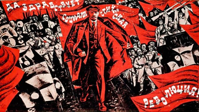 revolucion rusa alemanes