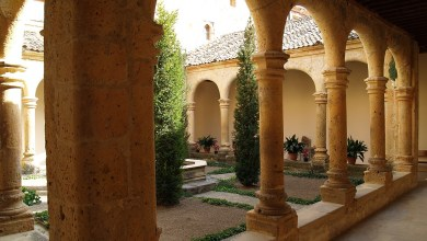 Photo of Una restauración para el Monasterio El Parral y la Fábrica de Cristales de la Granja de San Ildefonso