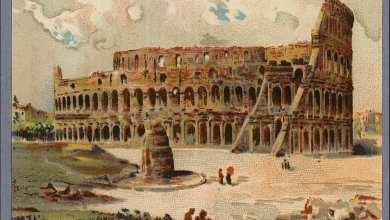 Photo of 40 Maravillas de la Antigüedad en cromos de principios del siglo XX