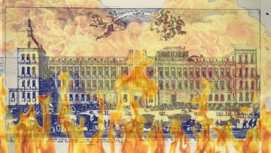 incendio Alcázar Madrid