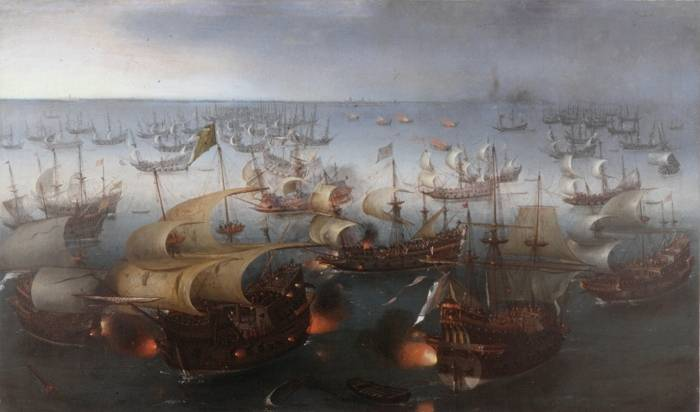 Galeón san Martín Fundación Museo Naval 6