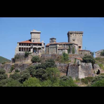 Parador Nacional del Castillo de Monterrei (Ourense)