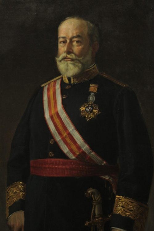 General Marina calle melilla
