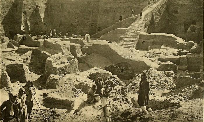 Ur sumeria arqueologia
