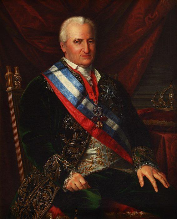 exilio rey españa