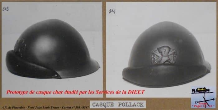 pollack polac casco primera guerra mundial