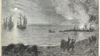 Photo of Incursión en Mount's Bay: España invade Inglaterra