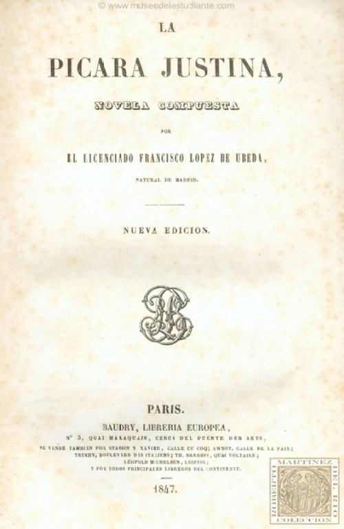 Obra literaria de Francisco López De Úbeda