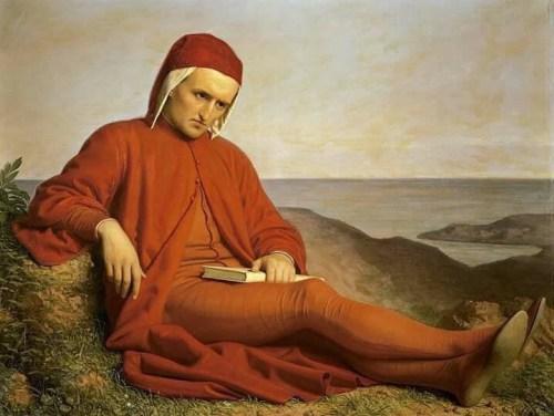 Dante exilio