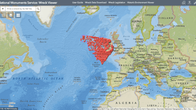 mapa online pecios