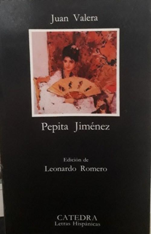 Pepita Jiménez Juan Valera.