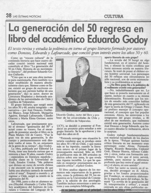 La Generación del 50