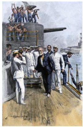 grandes marinos españoles almirante cervera