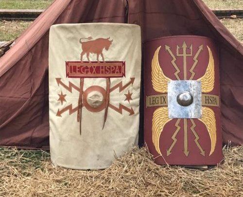 legion hispana roma