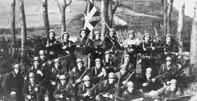 Ejército Vasco durante la Guerra Civil
