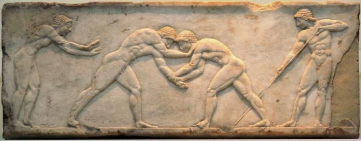 juegos olimpicos grecia