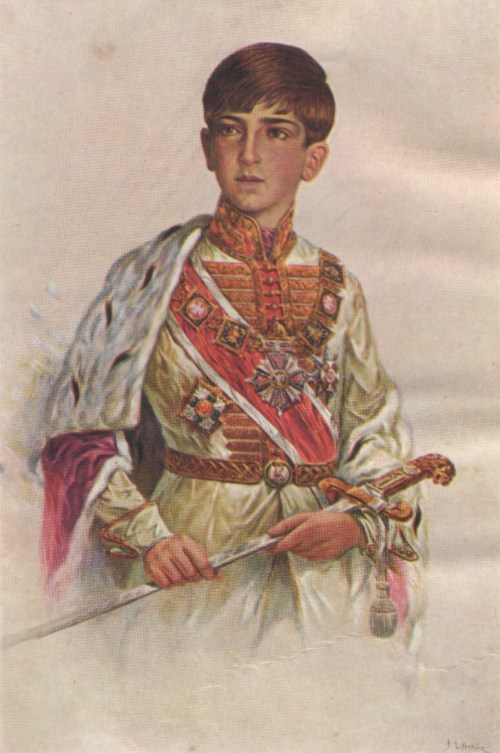 ultimo rey yugoslavia