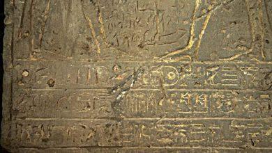 Photo of Descubren nueva información sobre Seti I, el faraón guerrero