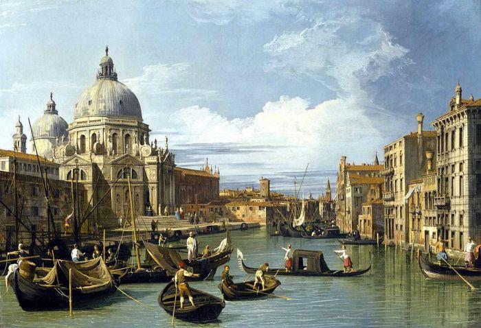 Canaletto, Venecia, Pintura, vedutismo