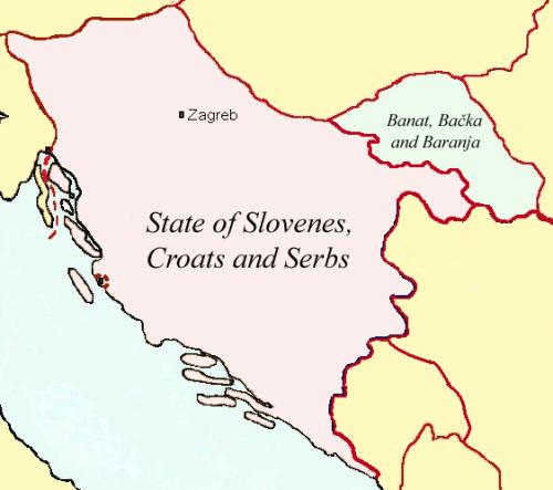 que es la ustacha croata