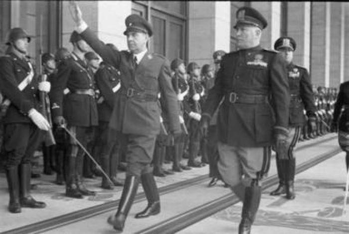 ustasha Ustacha Croacia Nazis