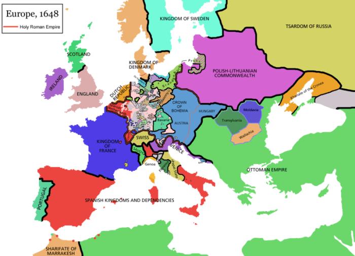 nacionalismo europa XIX liberalismo