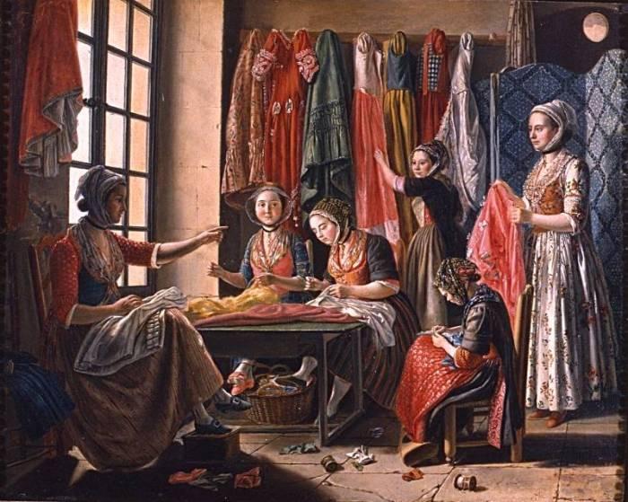 Historia Moda Indumentaria
