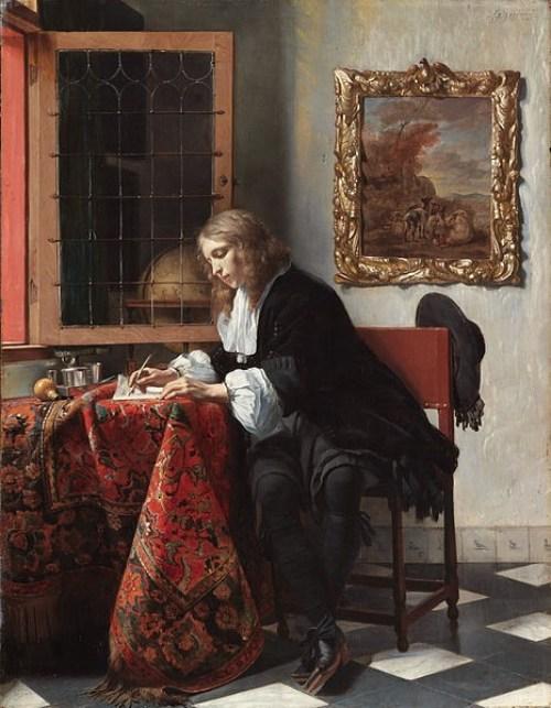 pintura holandesa rembrandt vermeer barroco