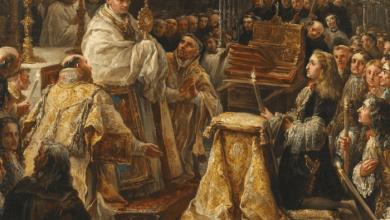 Photo of Los hombres y mujeres que rodearon a Carlos II