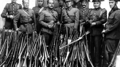 revolucion asturias 1934 octubre guardia civil