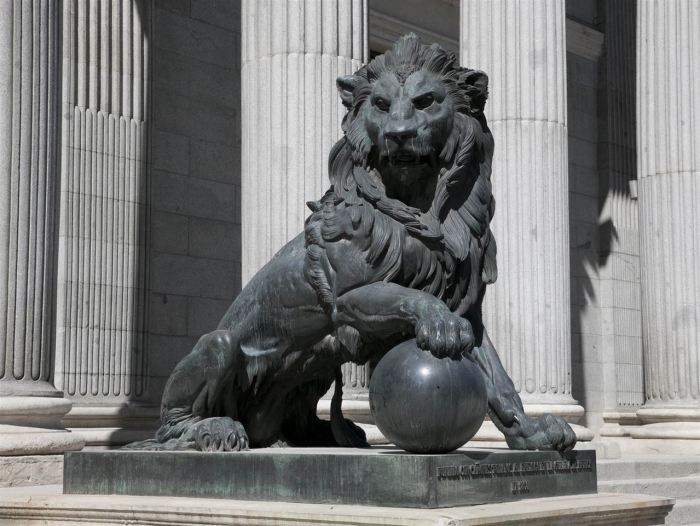 África leones congreso diputados
