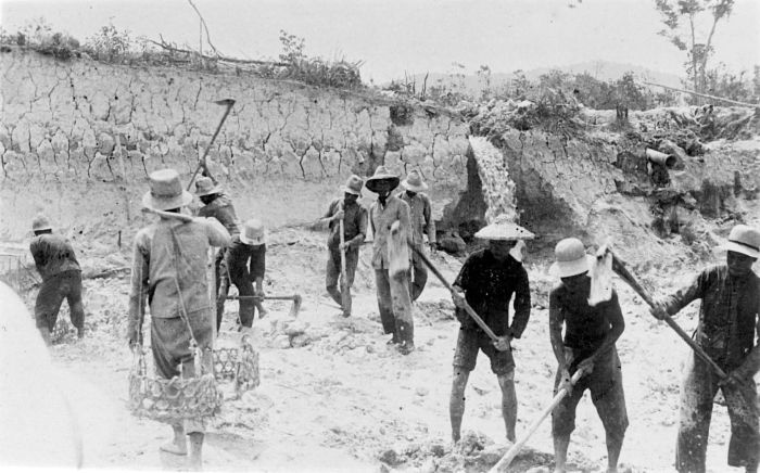 mineros chinos kuala lumpur