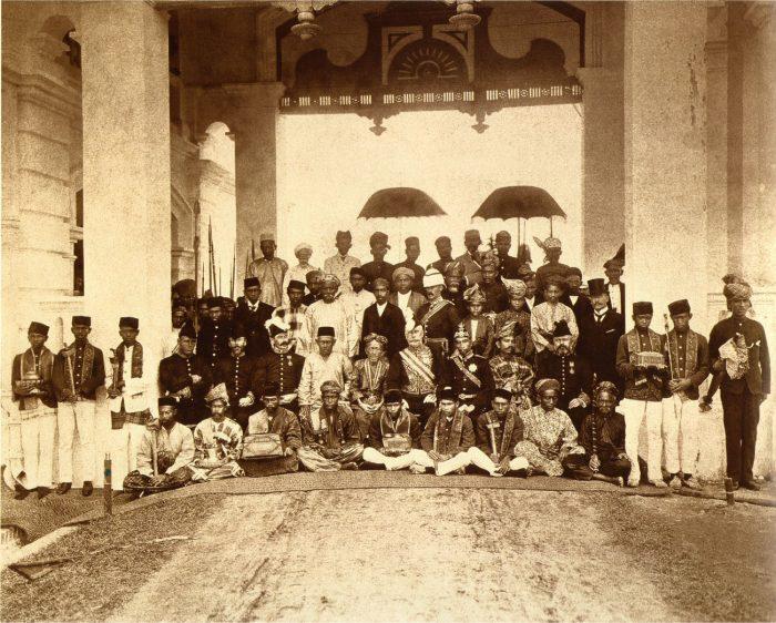 historia malasia gobernantes