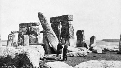Photo of Cecil Chubb, el abogado inglés que compró Stonehenge