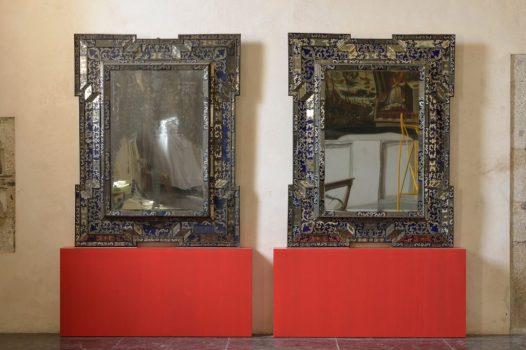 Espejos Venecianos del Camarín (foto:infobierzo)