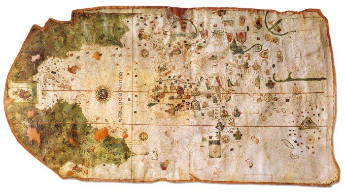 juan de la cosa cartografia america