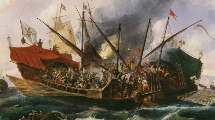 combate turcos francisco roel